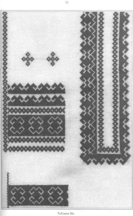 Gallery.ru / Фото #67 - Carpathian Ghutsul Ethnicity Stitching Part 1 - thabiti