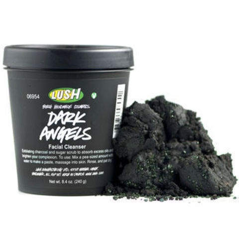 Dark Angels Face Scrub by Lush is the only one I use! It gets rid of black heads and skin feels so smooth and clean. Fantastic.