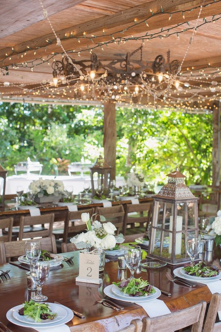 ideas for rustic wedding reception%0A Featured photographer  Vitalic Photo  wedding reception idea