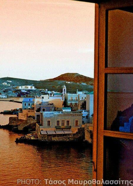 Το νησι Συρος