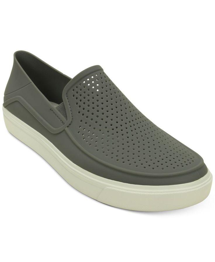 Crocs Men's CitiLane Roka Slip-Ons