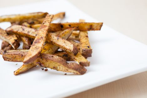 Epicure's Roasted Red Pepper Oven Fries