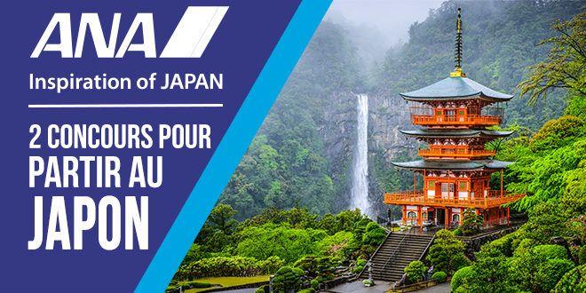 Gagnez 2x 2 tickets Aller/Retour pour le JAPON ! – Le Salon MADE IN ASIA