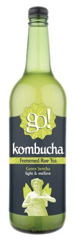 Go Kombucha -  UK