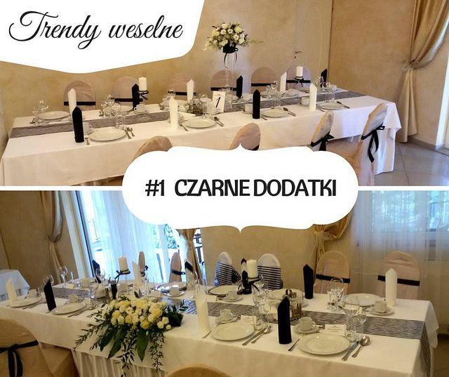 #Trendy # Weselne w Carpe Diem - Restauracja Jaworzno - www.restauracja-carpediem.pl