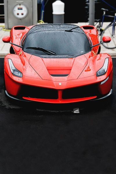 .  LaFerrari by Chris Photography