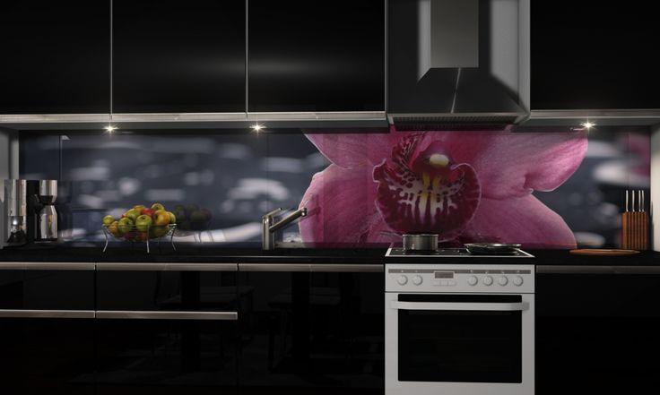 Klebefolien Badezimmer Fliesen : Klebefolie Küchenrückwand Möbel & Wohnen Kuechenrueckwand Folien