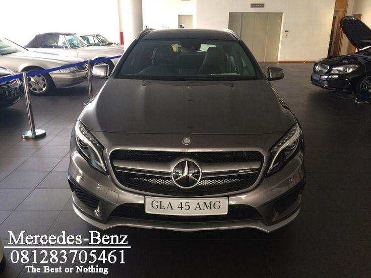 Mercedes-Benz Dealer | Dealer Mercedes Benz Jakarta: Harga Mercedes Benz GLA 45 AMG tahun 2018 Mercedes...