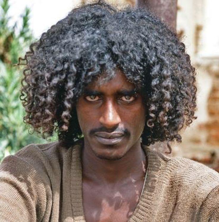 Man from Beja tribe. Sudan. The Beja are considered descendants of the ancient Egyptians. samuelernesto.tumblr.com-828 × 840-