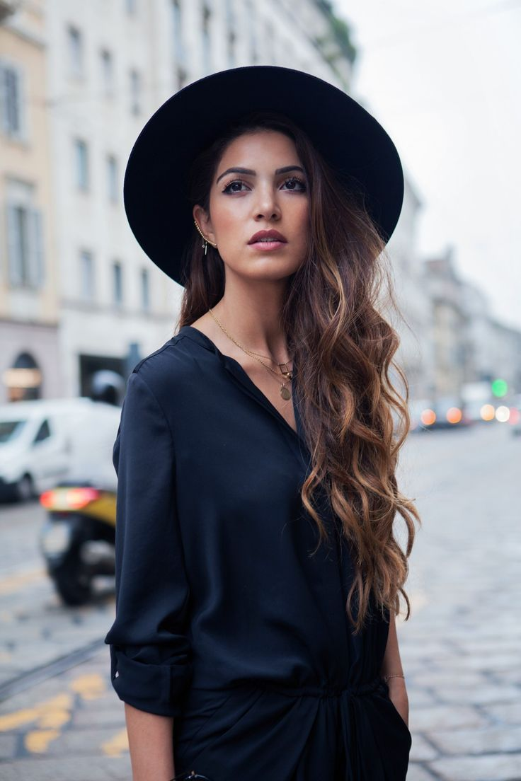 Milan Fashion Week: The Perfect Scenery — Negin Mirsalehi