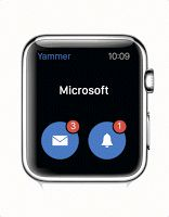 Microsoft's Yammer coming to the Apple Watch. #AppleWatch #Apple @AppleEden  #iOS #iPhone #iPad  #AppleEden