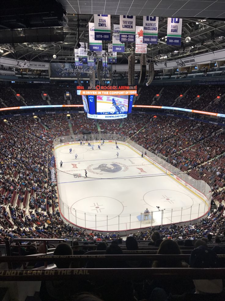 Had another fantastic time at Rogers Arena the other night watching Vancouver Canucks vs San Jose Sharks we lost 3 -1 but still had fun (got little drunk after)