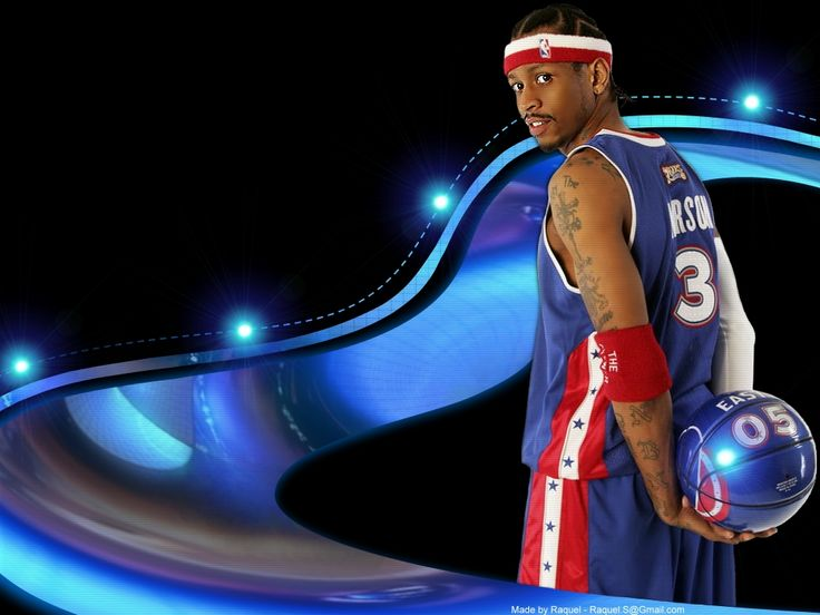 Allen Iverson Wallpaper | Allen Iverson NBA wallpapers