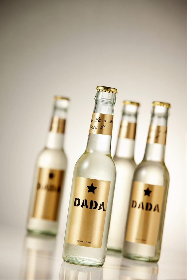 ★DADA   Wine package Design