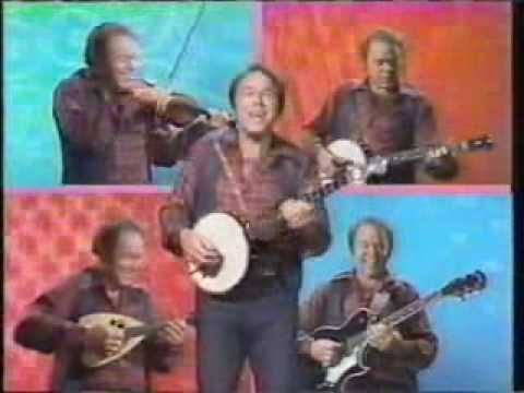 Roy Clark - Rocky Top as performed on