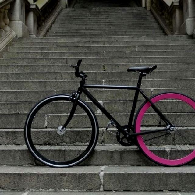 Shanghai Tang bicycle