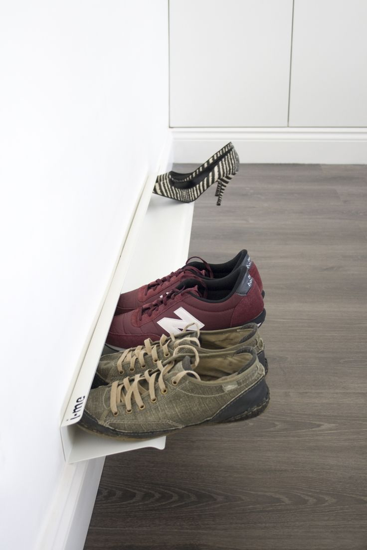 Design Modern Shoe Storage best 25 modern shoe rack ideas on pinterest cubby storage details about j me horizontal wall mounted floating rack