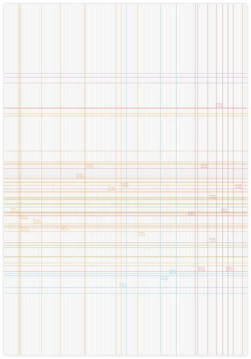 Recent Grad Trent Edwards Atlas of Remote Islands Redesign - semilog graph paper
