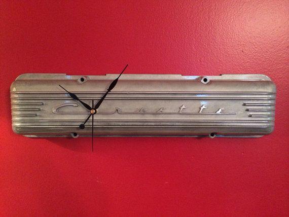 Hand Crafted Hot Rod Wall Clock Using By HotRodArtomotive