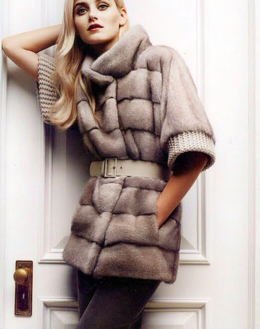 524 best Furs images on Pinterest | Fur coats, Furs and Fashion ...
