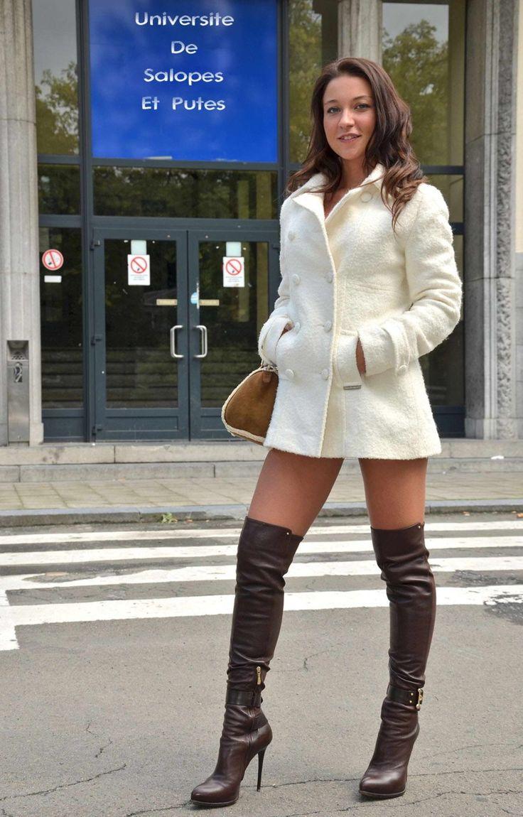sexy women wearing boots