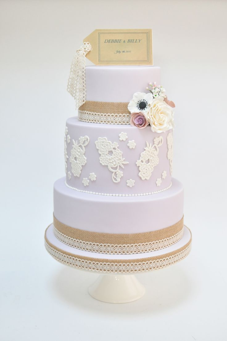 16 besten Country Style Wedding Cakes Bilder auf Pinterest   Country ...