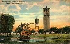 Quadrangle, Fort Sam Houston, San Antonio, Texas