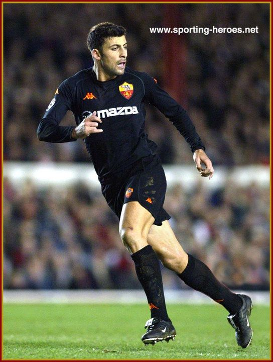 Walter SAMUEL (AS Roma)