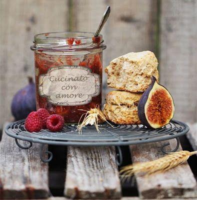 Etichette stampabili free per le vostre conserve, marmellate e regali gastronomici - Come incollarle