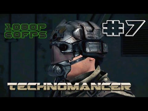 Technomancer Gameplay Walkthrough Part 7 No Commentary - Marks of the Past & Combat Drug on Soldiers - YouTube