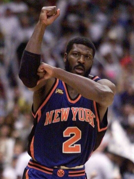 Larry Johnson #2 New York Knicks