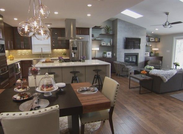 Season 2 episode 16 dan brittany the scott brothers for Property brothers kitchen remodels