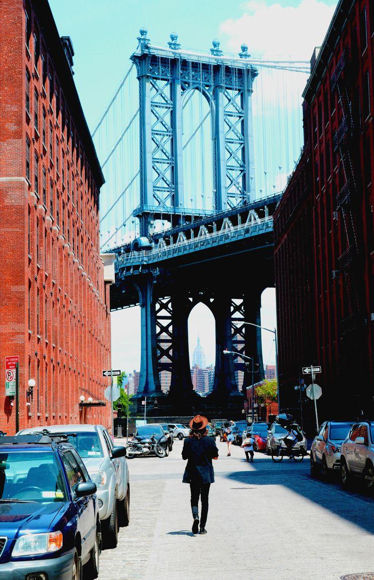 #ManhattanBridge #Brooklyn #Manhattan #NewYork #that #minute #checked #bucketlist #SebastianSuciu #step #to #chance #Photography #Pictorial #magazine #for #life #journey
