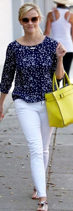 Stitch Fix Stylist- Cute top and I like the white jeans but have not found a pair that look good on me