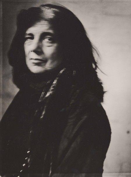 Susan Sontag (jaartal onbekend). Foto: Cato Lein/HH