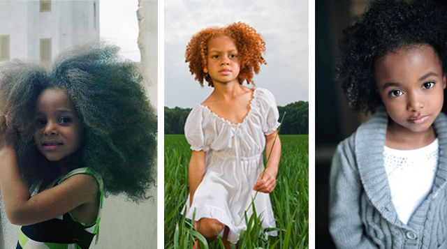 5 Story Books for Little Brown Girls with Natural Hair