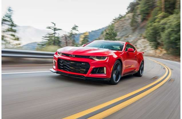 Here Are The Fastest American Cars Made In Usa Camaro Zl1 Chevrolet Camaro Chevy Camaro Zl1