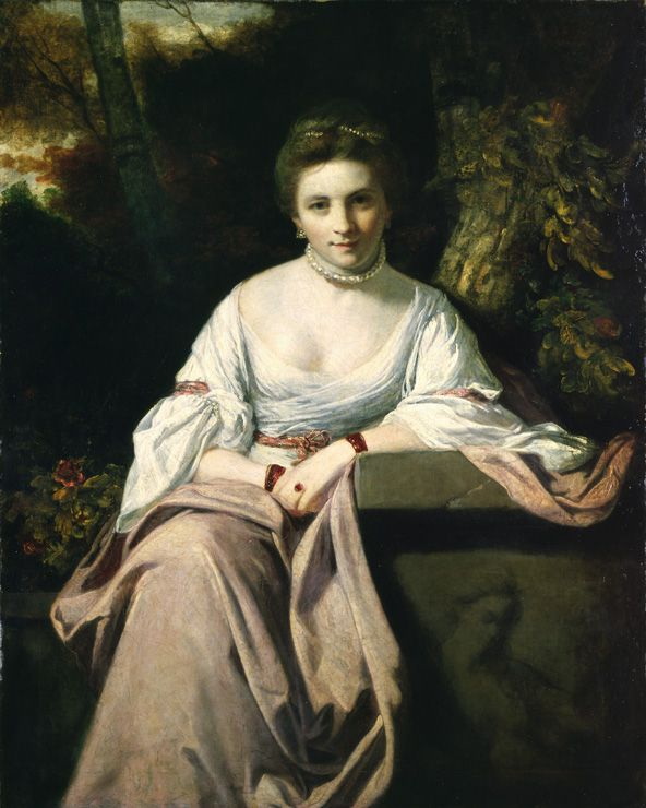 Nelly O'Brien by Joshua Reynolds  After a brief career as an actress, Nelly O'Brien became the mistress of several prominent men including the Earl of Thanet and Viscount Bolingbroke, to whom she was rumoured to have borne sons