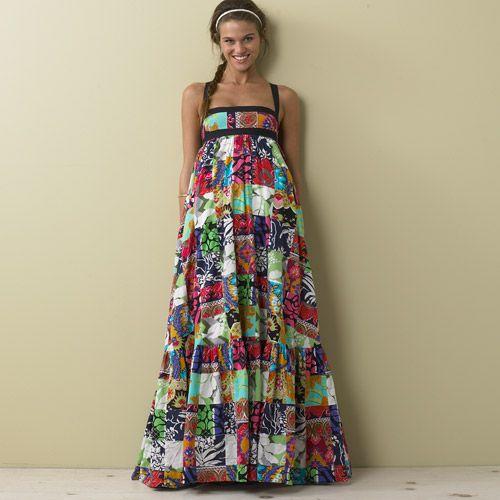 J.Crew Talitha Patchwork Dress: Love It or Hate It? | POPSUGAR Fashion