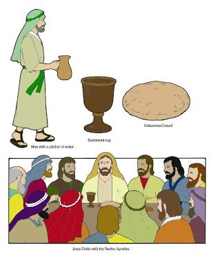 63 best Communion/Lord\'s Supper images on Pinterest   Bible crafts ...