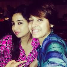 Shreya Ghoshal love and kissing compilation @ http://www.wikilove.com