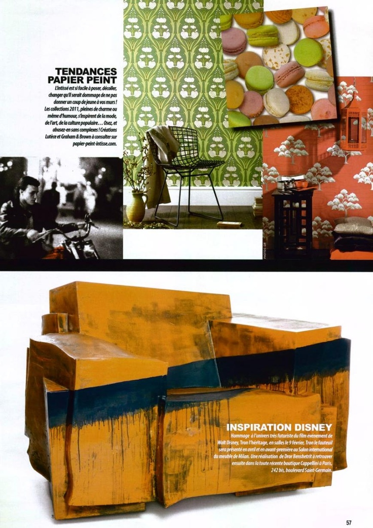 CAPPELLINI Tron limited edition by Dror