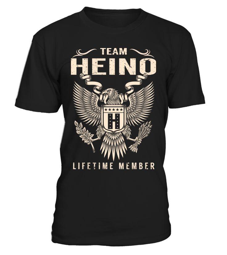 Team HEINO - Lifetime Member