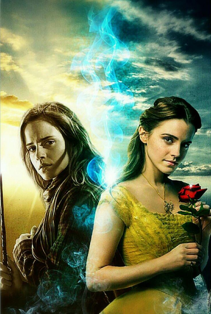 Hermione & Belle, deux rôles pour une icône