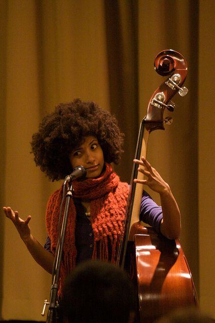 17 Best Ideas About Esperanza Spalding On Pinterest Jazz