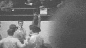 Oh Hey, a .GIF of Pistol Pete Maravich Flipping Off The 'Bama Student Section In 1970… We Think