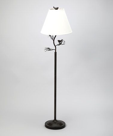 65 best bird stuff images on pinterest painted birds animal take a look at this bird berry floor lamp by dennis east international on mozeypictures Choice Image