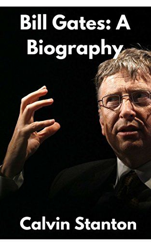 66 best books images on pinterest biography book clubs and a well bill gates a biography english edition fandeluxe PDF