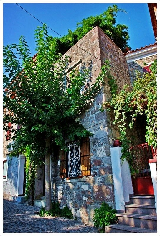 Cute house - Molyvos, Lesvos