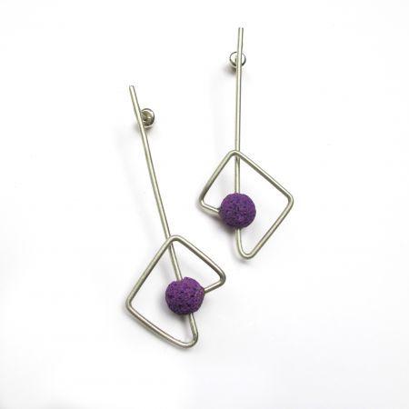 Seed Earring / 74